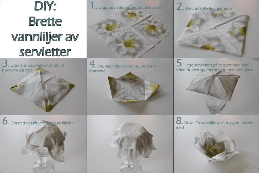 DIY-vannlilje