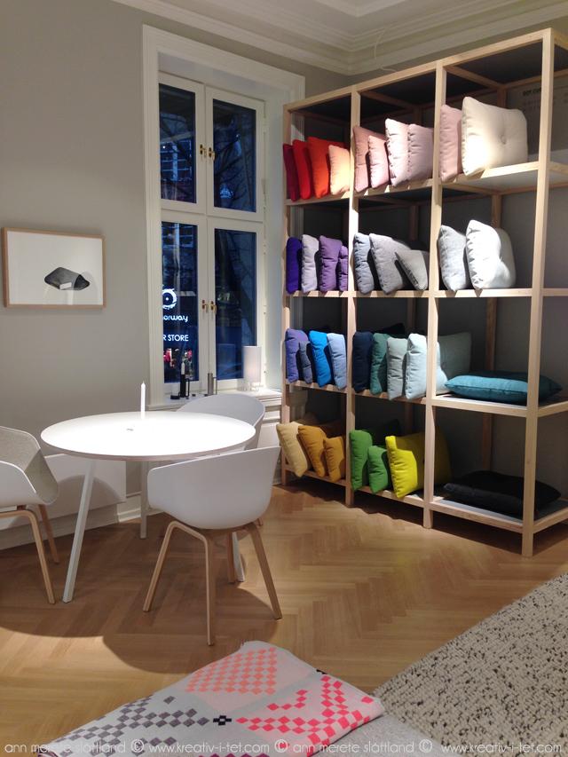 hay house oslo kreativ i tet. Black Bedroom Furniture Sets. Home Design Ideas
