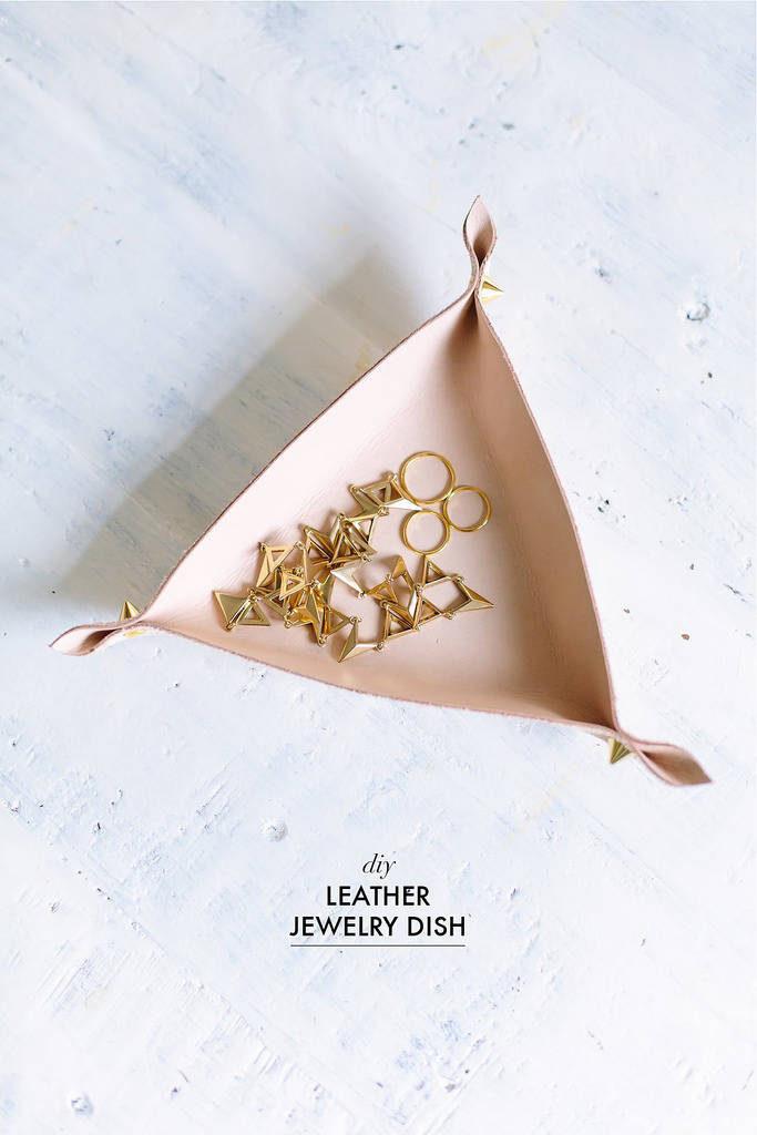 DIY_leather_jewelry_dish