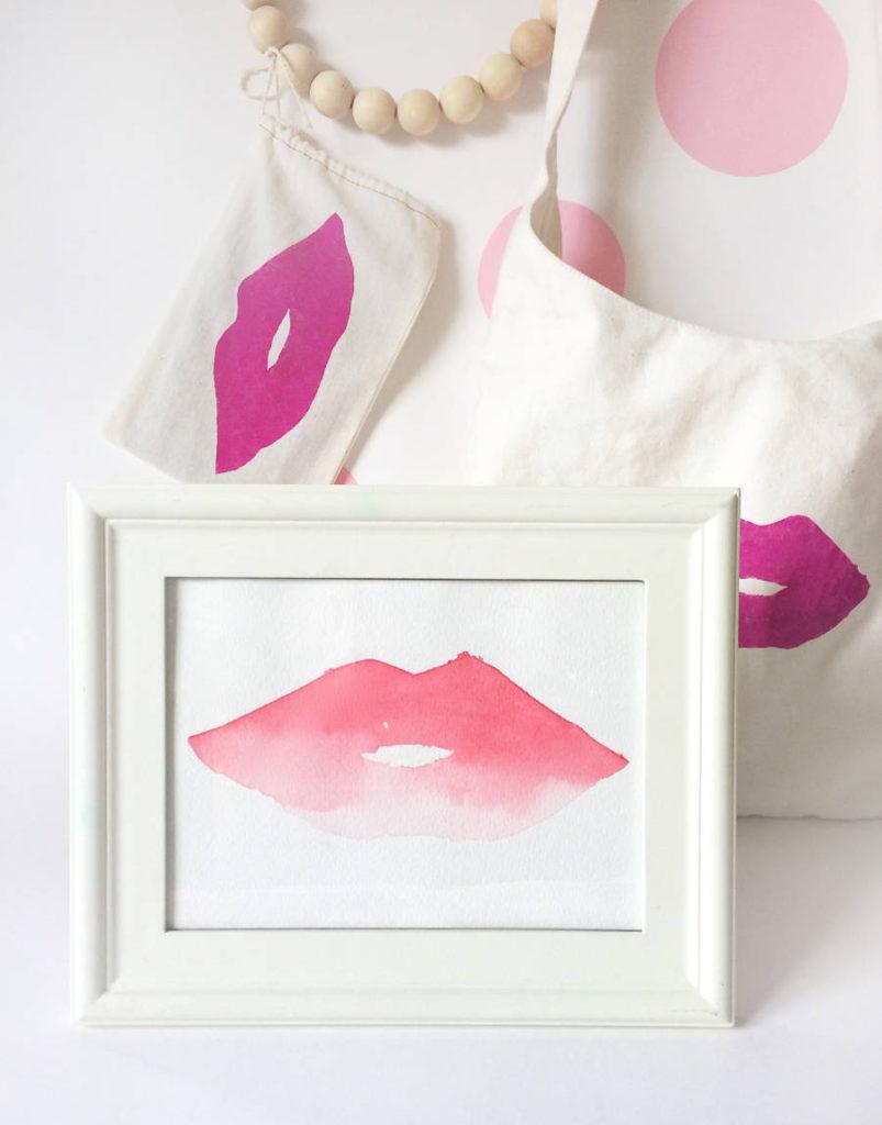DIY_lips_art_krafmint