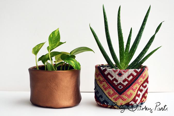 DIY-fabric-pots