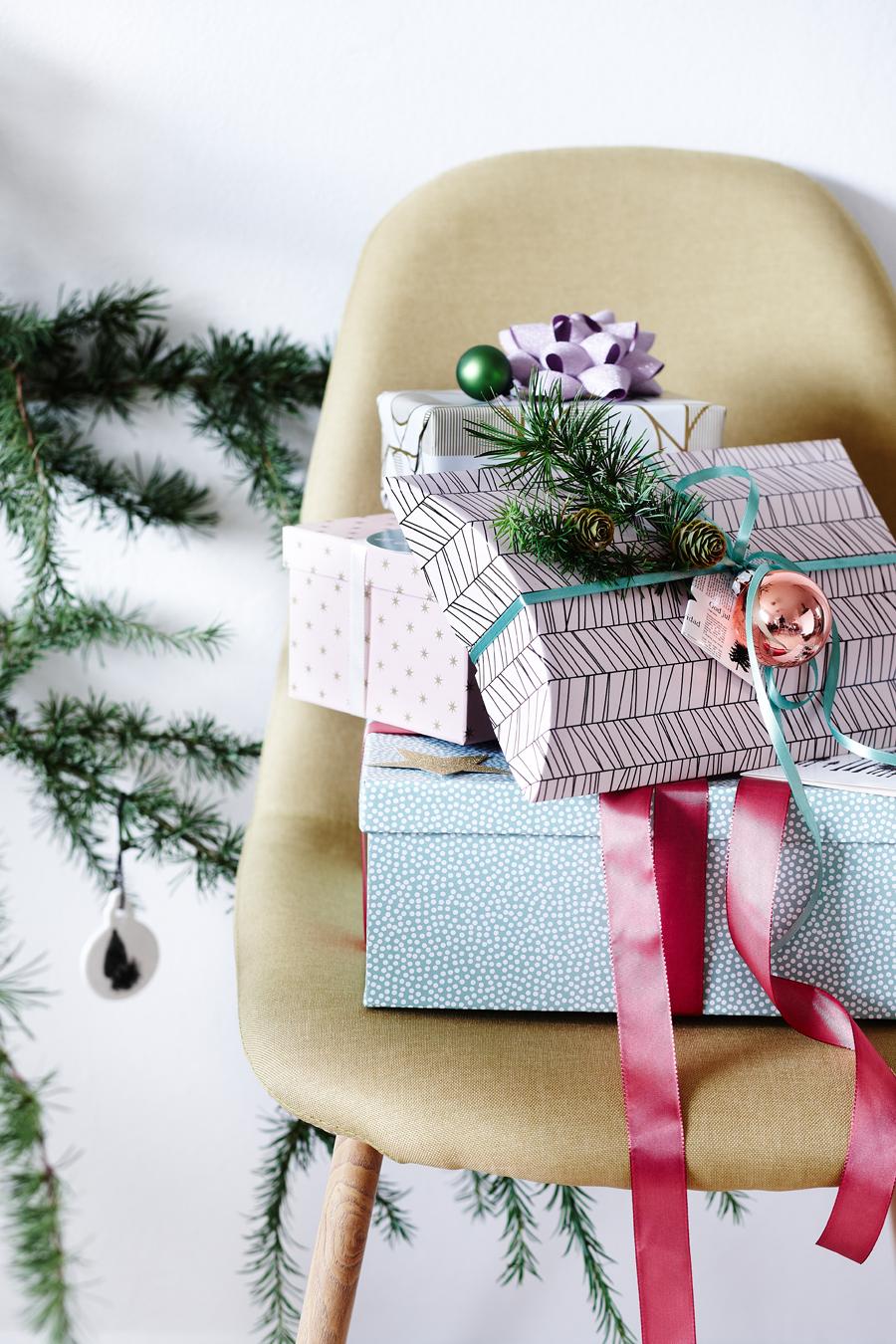 jul hos søstrene grene