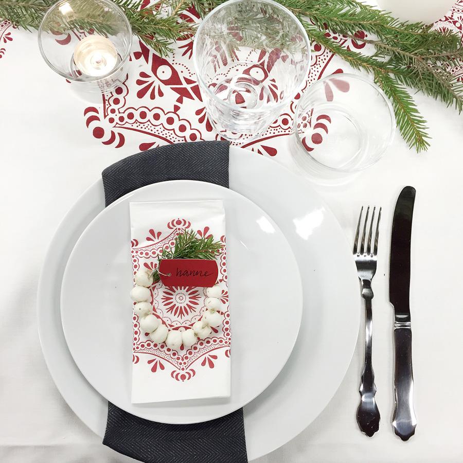 borddekking fra ikea med god idé