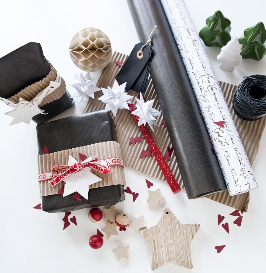 inspirasjon til gaveinnpakking hos kreativ-i-tetblogg