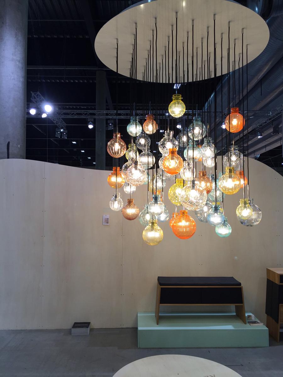 oslo design fair hadeland glassverk