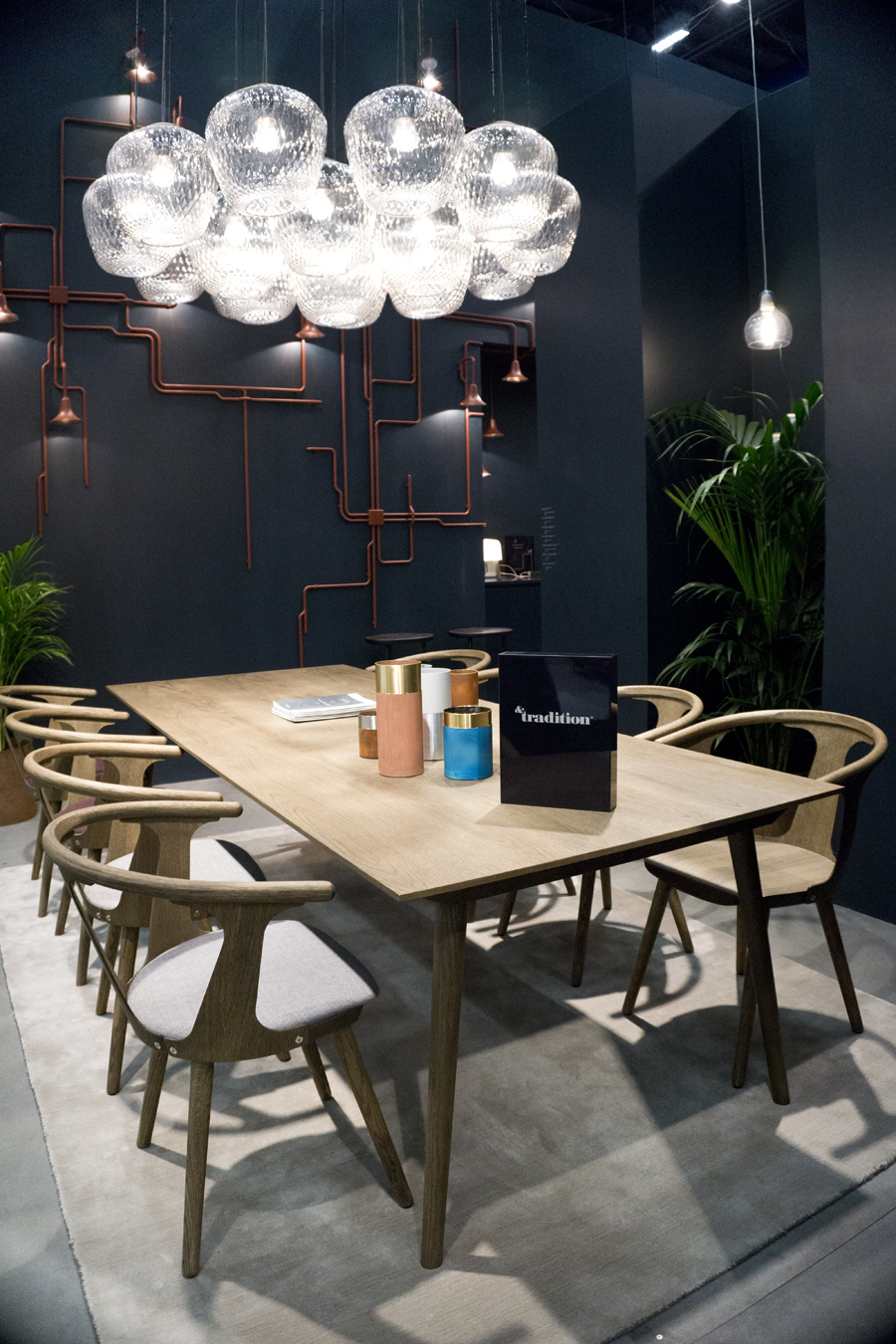 stockholm furniture & light fair &tradition