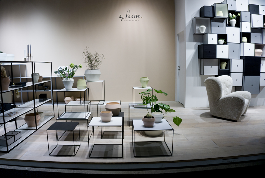 stockholm furniture & light fair by lassen