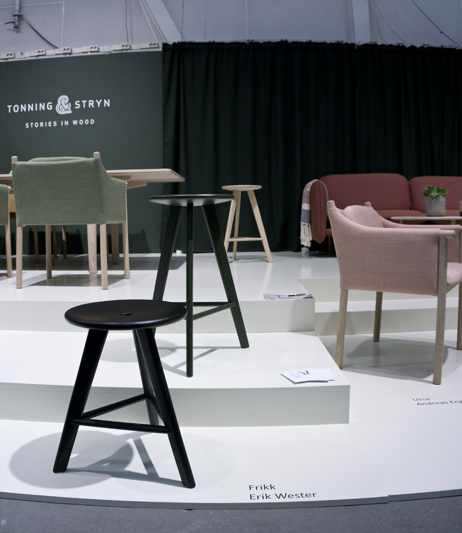 stockholm furniture & light fair erik wester frikk