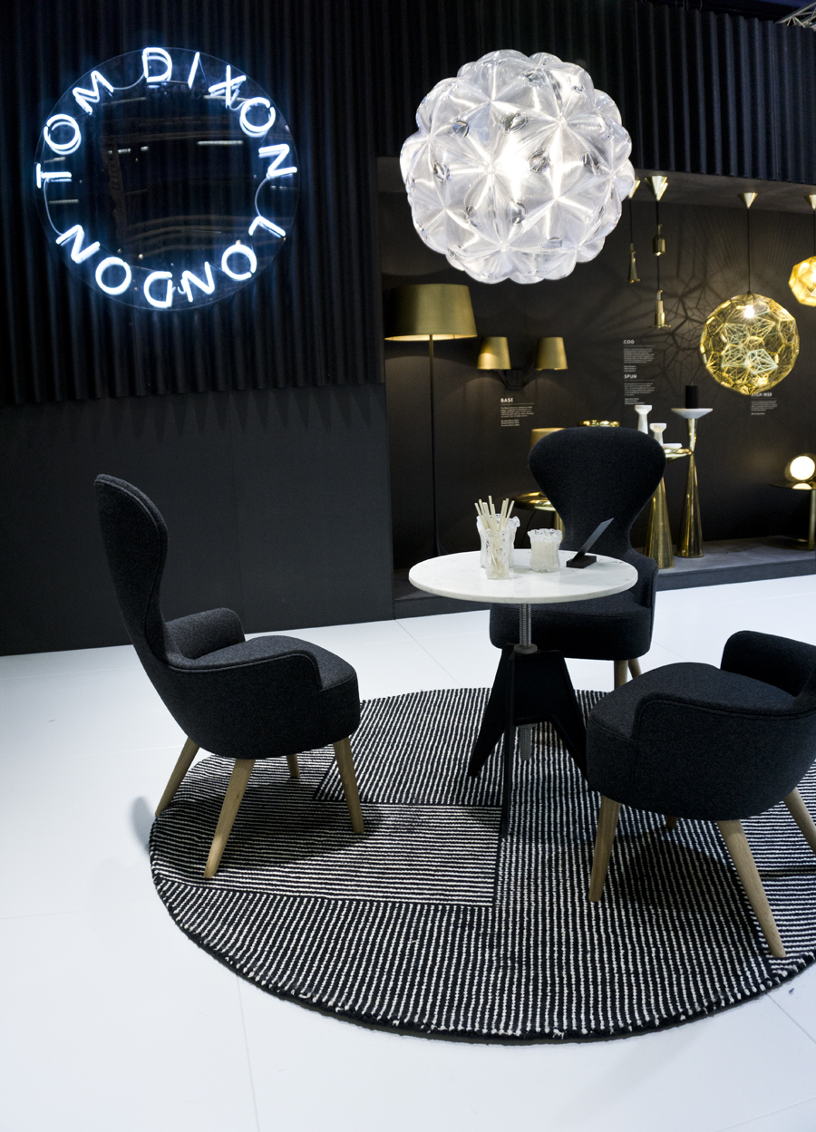 stockholm furniture & light fair tom dixon
