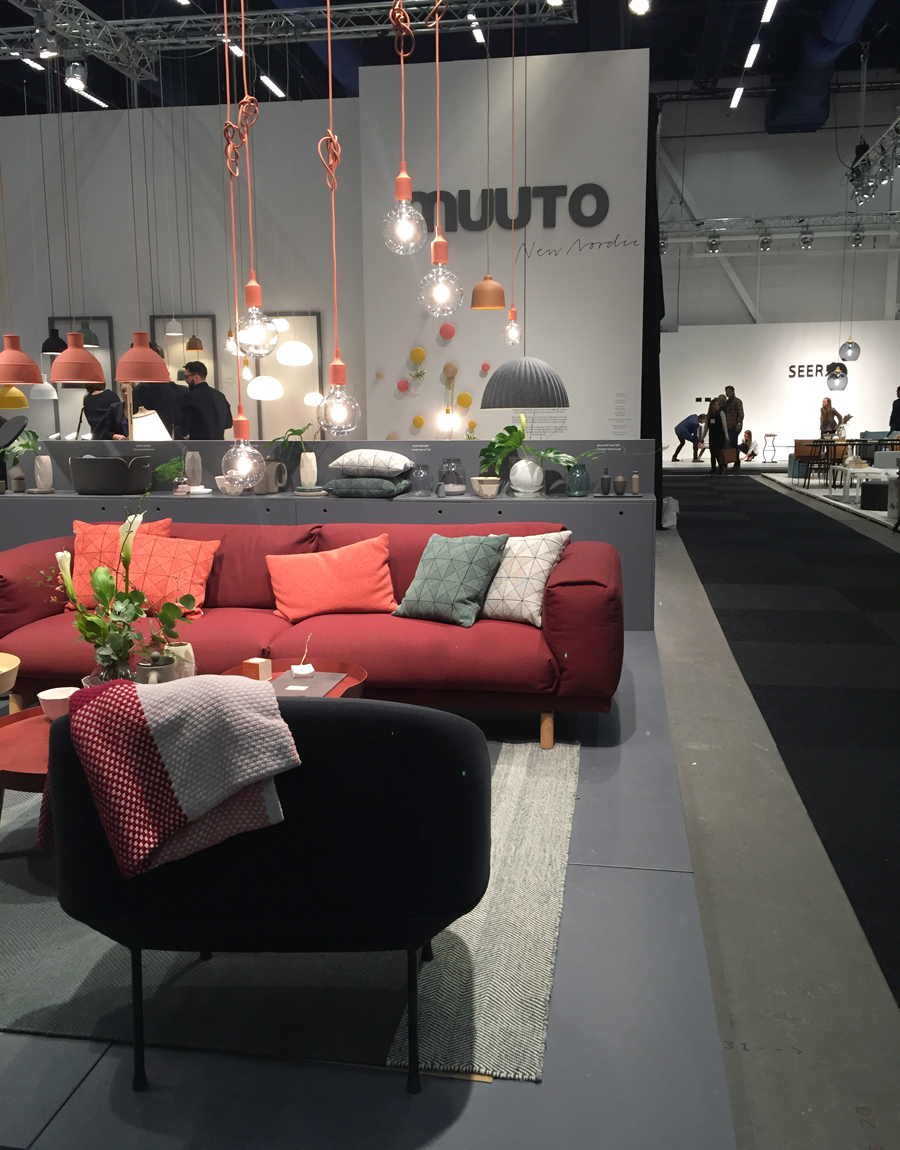 stockholm furniture & light fair muuto