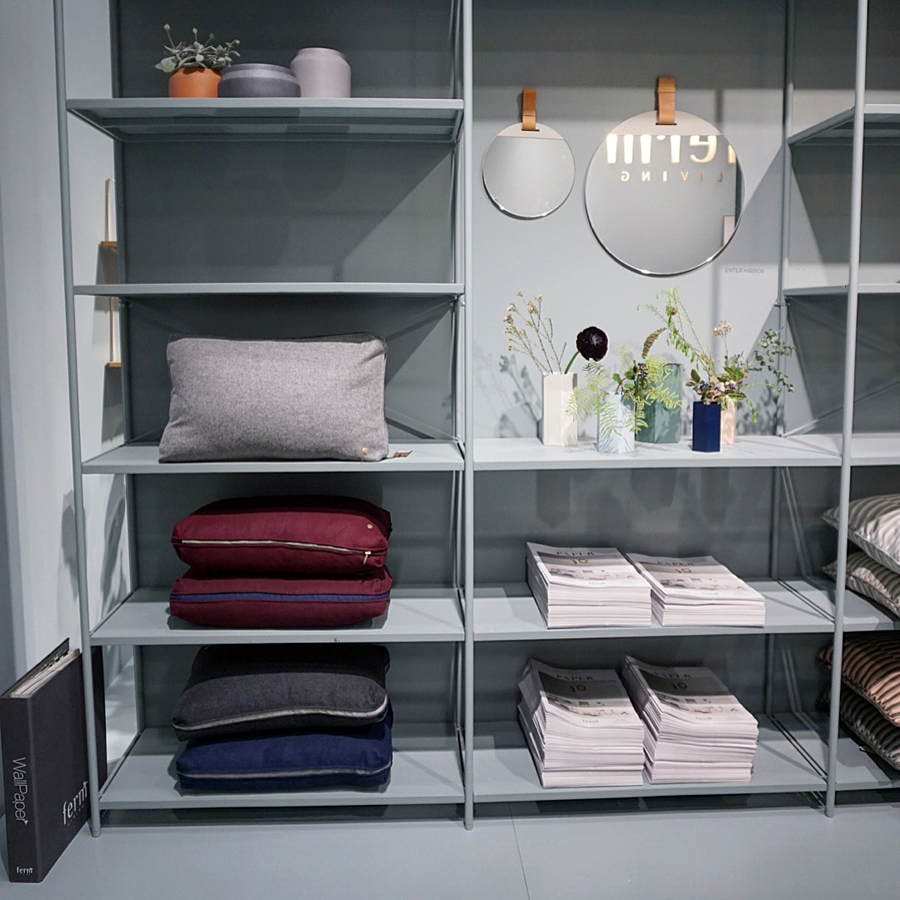 stockholm furniture & light fair ferm living