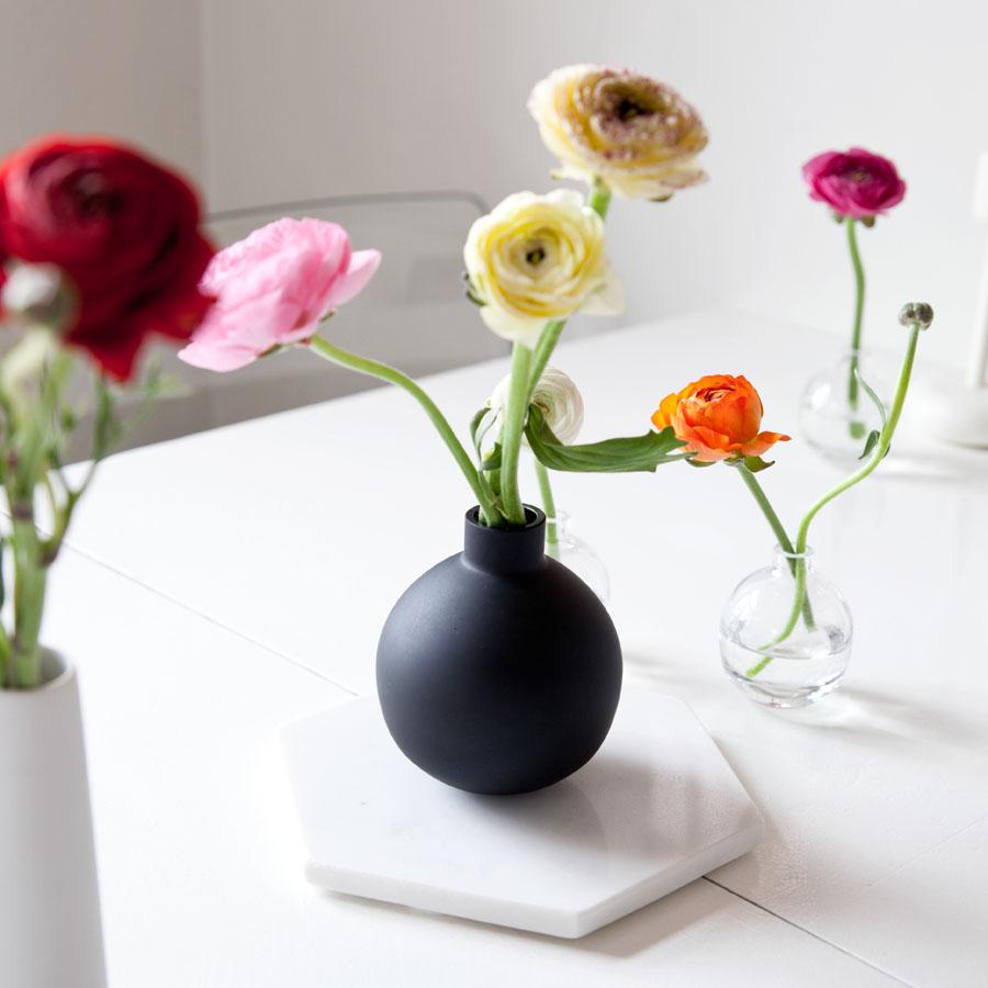 blomster på bordet ranunkler