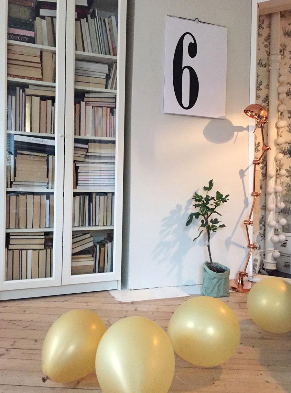 ballonger bursdag