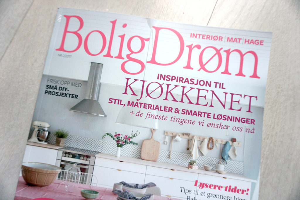 BoligDrøm nr 2/2017 forside