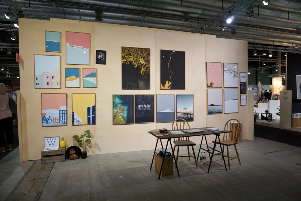 Oslo Design Fair trender 2018 wallstories