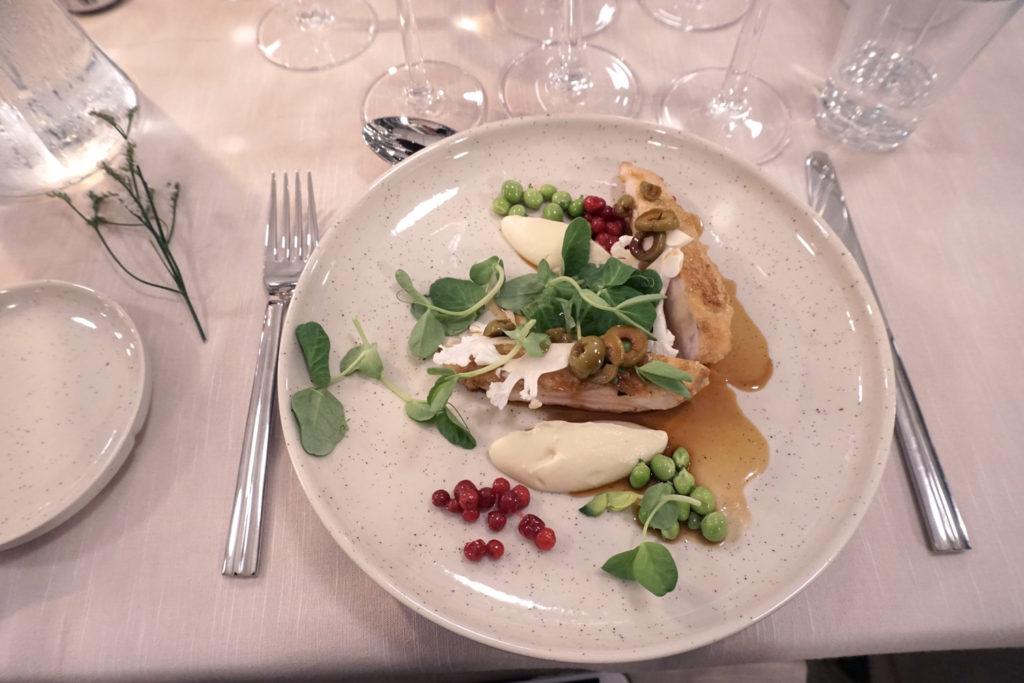 middag med Rosendahl på Orangeriet i København