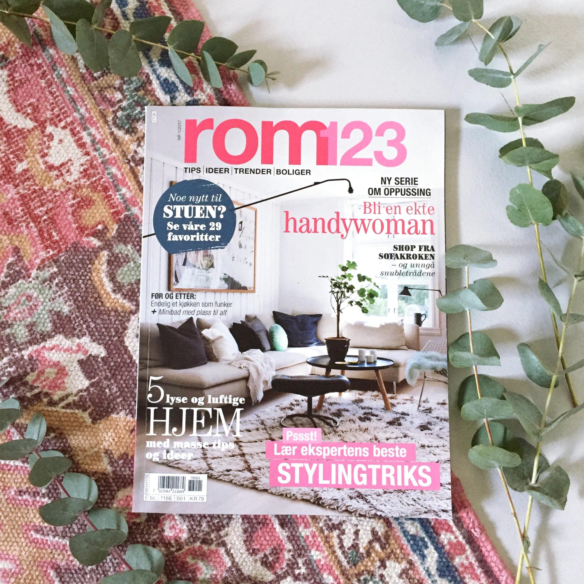 rom123 nr 1 2017 forside