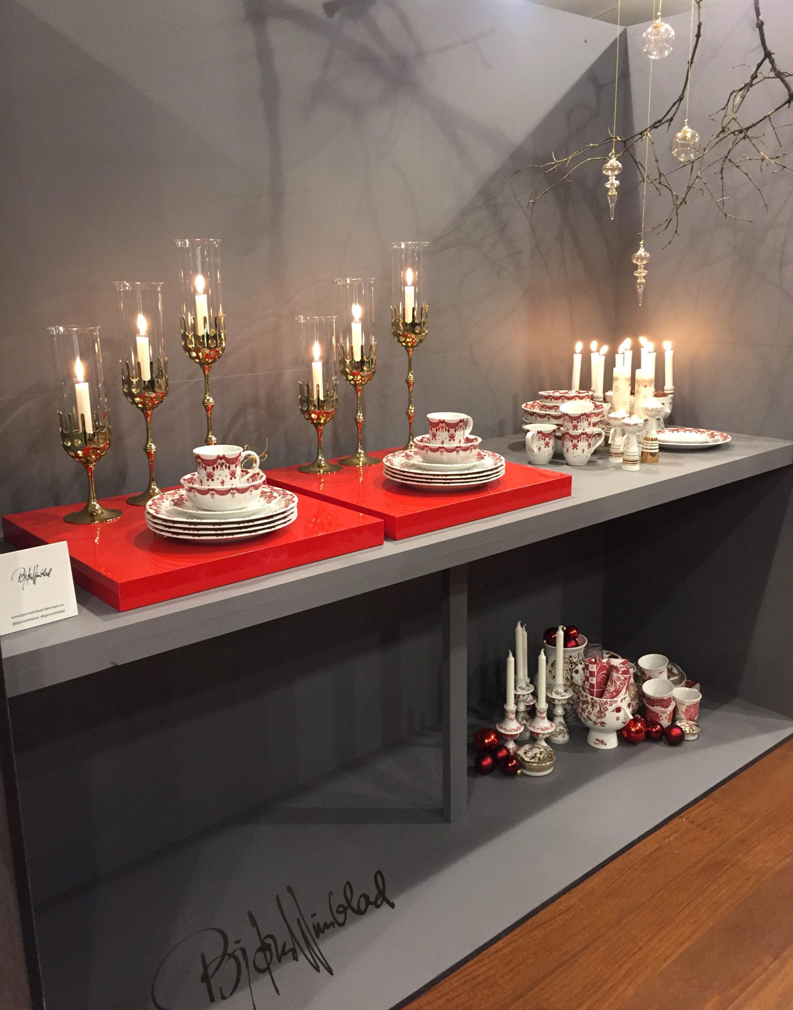 rosendahl showroom