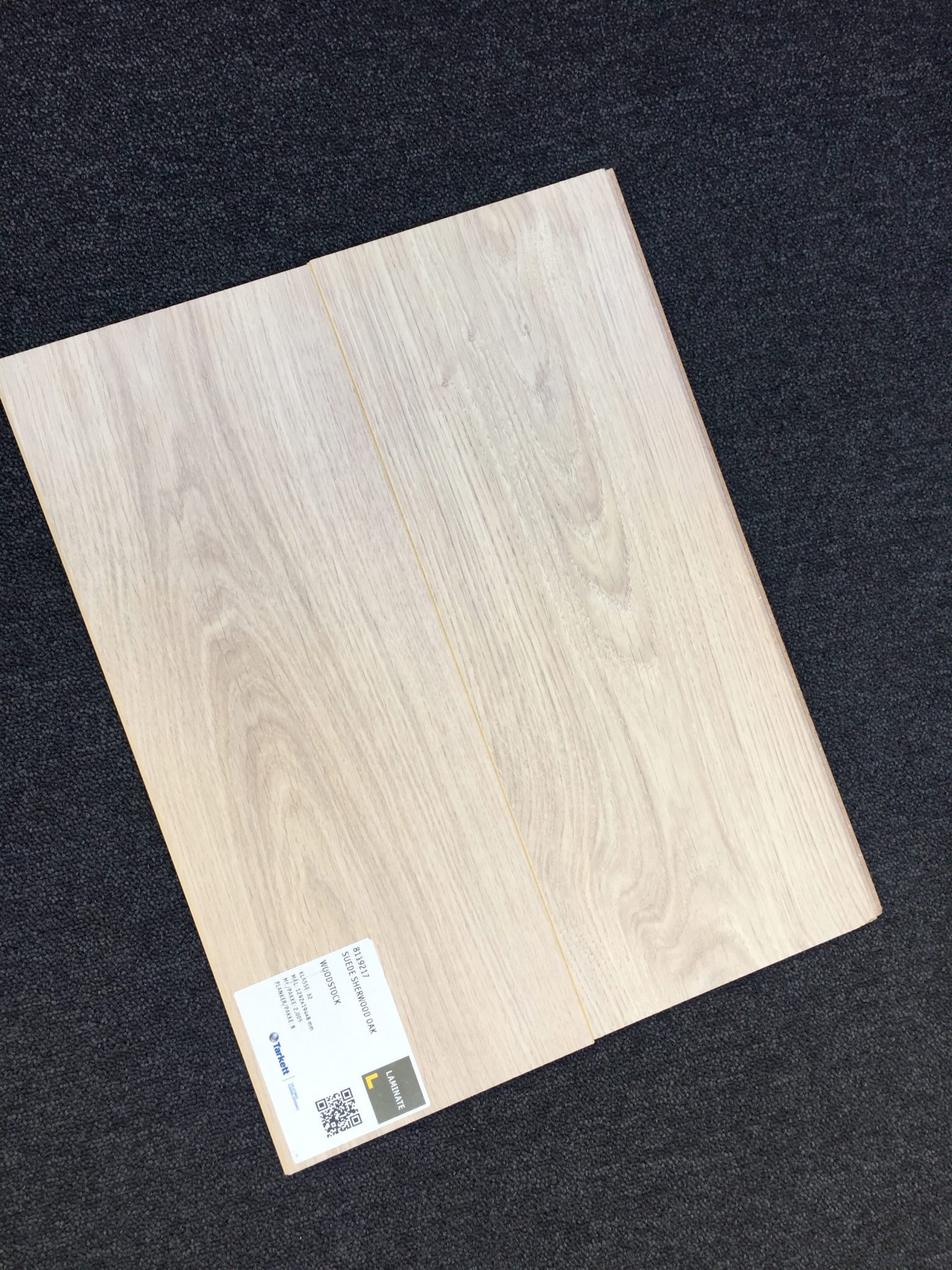 tarkett gulv laminat suede sherwood oak
