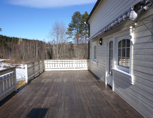 uteplass terrasse